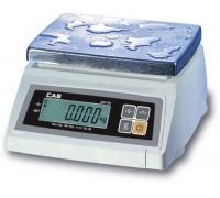 Весы порционные электронные CAS SW-10W