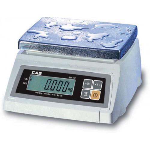 Весы порционные электронные CAS SW-20W