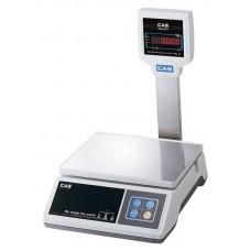 Весы порционные электронные CAS SWII-30P