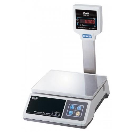 Весы порционные электронные CAS SWII-10P