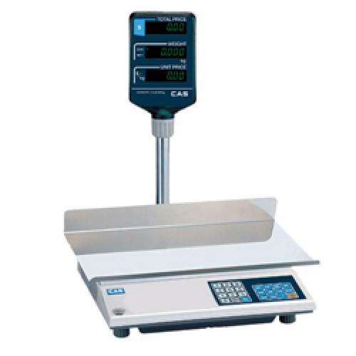 Весы торговые электронные CAS AP-15M BT