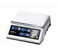 Весы торговые электронные CAS ER JR-6CB