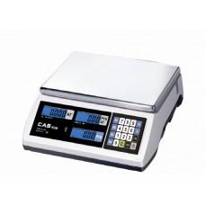 Весы торговые электронные CAS ER JR-30CB
