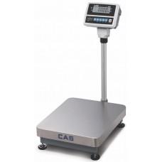 Весы напольные товарные электронные CAS HD-150