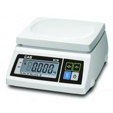 Весы порционные электронные CAS SW-10 (DD)