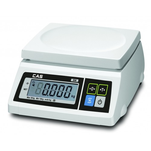 Весы порционные электронные CAS SW-2 (DD)