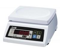 Весы порционные электронные CAS SWII-2