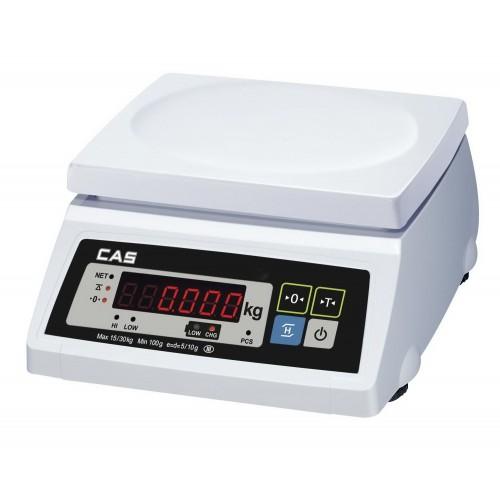 Весы порционные электронные CAS SWII-5 (DD)