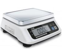 Весы порционные электронные CAS SWN-6