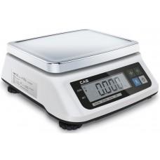Весы порционные электронные CAS SWN-30 DD