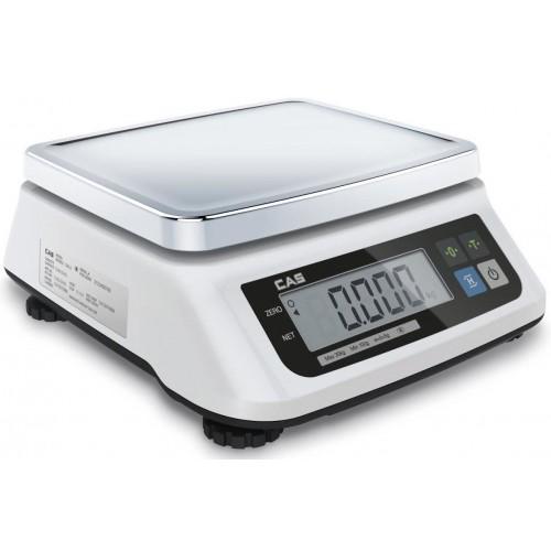 Весы порционные электронные CAS SWN-15 USB