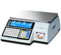 Весы торговые электронные CAS CL3000-15B TCP-IP