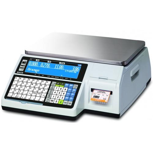 Весы торговые электронные CAS CL3000-6B TCP-IP