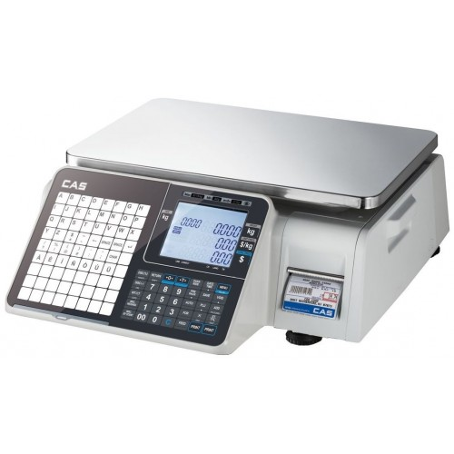 Весы торговые электронные CAS CL3000J-15B TCP-IP
