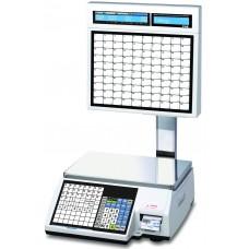 Весы с печатью этикеток CAS CL5000J-15IS TCP-IP