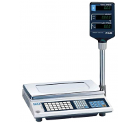 Весы торговые электронные CAS AP-6EX