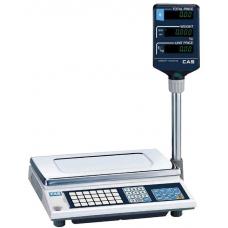 Весы торговые электронные CAS AP-15EX