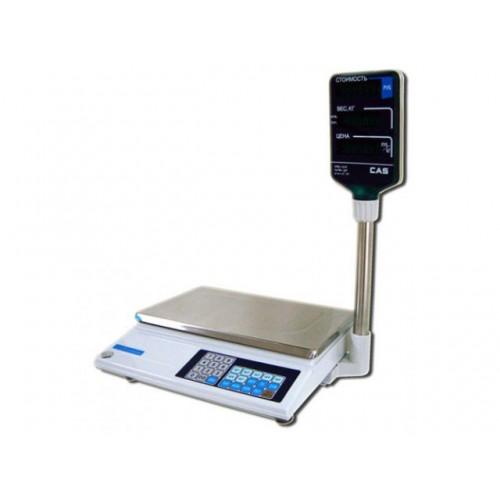 Весы торговые электронные CAS AP-15M