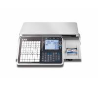 Весы торговые электронные CAS CL3000J-30B TCP-IP