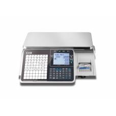 Весы торговые электронные CAS CL3000J-6B TCP-IP