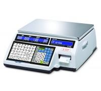 Весы с печатью этикеток CAS CL5000J-6IB TCP-IP