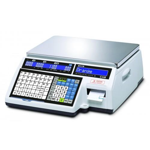Весы с печатью этикеток CAS CL5000J-15IB (Ethernet)