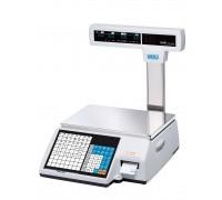 Весы с печатью этикеток CAS CL5000J-6IP (Ethernet)