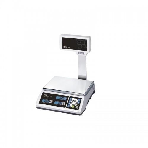 Весы торговые электронные CAS ER JR-6CBU