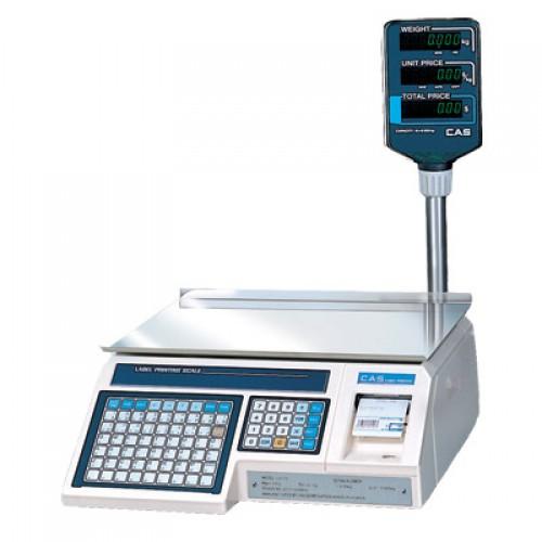 Весы торговые электронные CAS LP-15R (V 1.6)