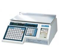 Весы торговые электронные CAS LP-30 (V 1.6)