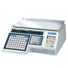 Весы торговые электронные CAS LP-6 (V 1.6)