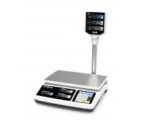 Весы торговые электронные CAS PR-15P (LCD, II)