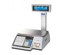Весы торговые электронные CAS CL3000-15P TCP-IP