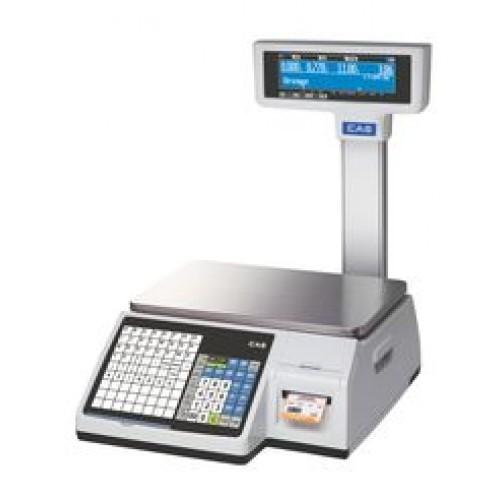 Весы торговые электронные CAS CL3000-6P TCP-IP