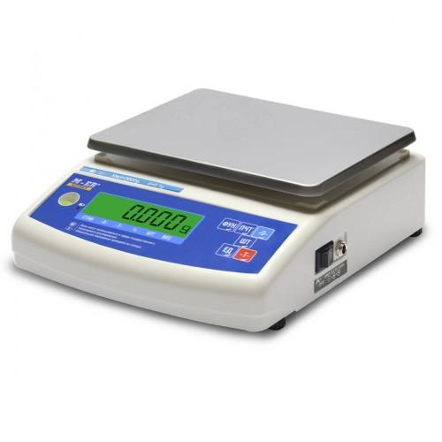 """Весы лабораторные электронные M-ER 122 АCF-3000.05 """"ACCURATE"""" LСD"""