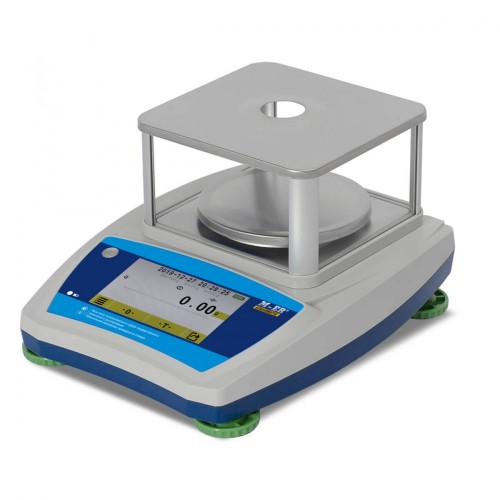 Весы лабораторные электронные M-ER 123 АCFJR-600.01 SENSOMATIC TFT