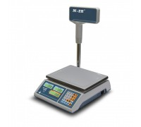 "Весы торговые электронные M-ER 322 ACPX-32.5 ""Ibby"" LCD"