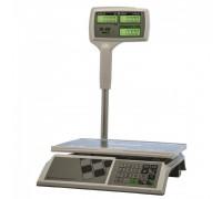 """Весы торговые электронные M-ER 326 ACPX-32.5 """"Slim'X"""" LCD Белые"""