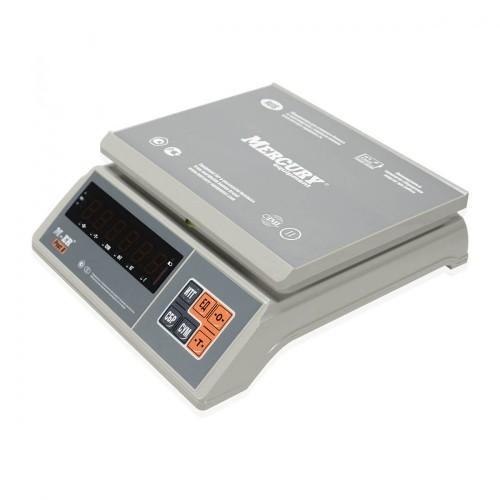 """Весы торговые электронные M-ER 326 AFU-6.01 """"Post II"""" LED USB-COM"""