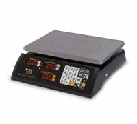 """Весы торговые электронные M-ER 327 AC-15.2 """"Ceed"""" LED Черные"""