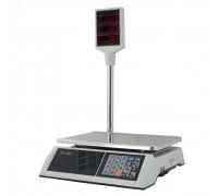 """Весы торговые электронные M-ER 327 ACP-15.2 """"Ceed"""" LED Белые"""