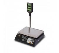 """Весы торговые электронные M-ER 327 ACP-32.5 """"Ceed"""" LCD Черные"""