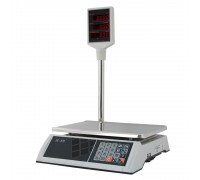"""Весы торговые электронные M-ER 327 ACP-32.5 """"Ceed"""" LED Белые"""