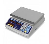 """Весы торговые электронные M-ER 329 AC-15.2 IP68 """"Fisher"""" LED"""