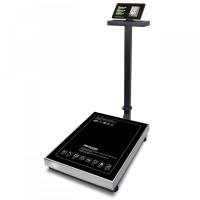 """Весы напольные товарные электронные M-ER 333 ACLP-300.50/100 """"TRADER"""" с расч. стоимости LCD"""