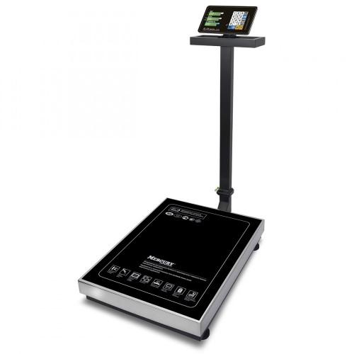 """Весы напольные товарные электронные M-ER 333 ACLP-600.200 """"TRADER"""" с расч. стоимости LCD"""