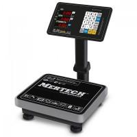 Весы напольные товарные электронные M-ER 333 ACPU-60.20 с расч. стоимости LED