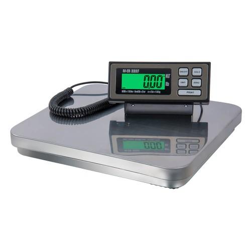 """Весы напольные товарные электронные M-ER 333 BF """"FARMER"""" RS-232 LCD"""