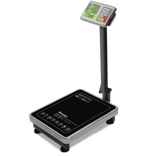 """Весы напольные товарные электронные M-ER 335 ACPU """"TURTLE"""" с расчетом стоимости товара LCD"""