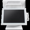 Сенсорный терминал Datavan EL-POS EL-615S (DDR3 4G, SSD 64Гб, Без ОС с MSR) Белый